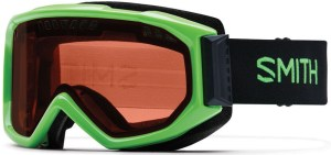 Smith's highly rated budget-friendly pair of goggles under $50 bucks