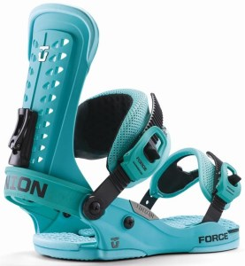 Union's very popular pair of snowboard bindings