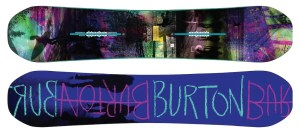 Burton's other best snowboard for women