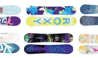 Here's our review of the best women's snowboards in the market today
