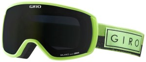 Giro's goggle game isn't too strong but this pair is worth the money