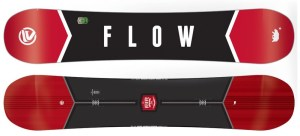 Flow tops off our beginner guide to snowboards