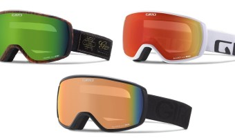Our review of the Giro Balance snow goggles