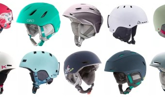 We review and guide the best snowboard and ski helmets for women