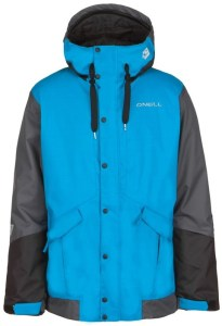 O'Neill's highly rated jacket for snowboarders and skiiers