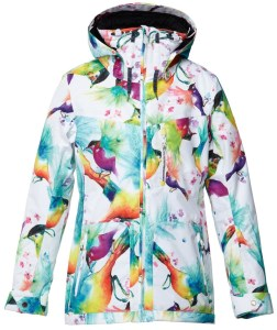 Our pick as the best women's snowboard ski jacket