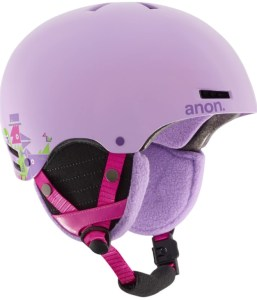 This best youth snow helmet is awesome by Anon