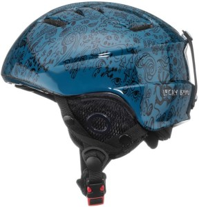 Another one of the best children's snow helmets with great styles