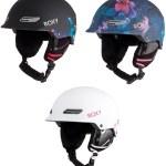 Roxy Power Powder Snowboard Ski Helmet Review