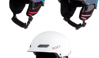 This review will give more detail into the Roxy Power Powder Helmet