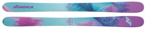 Another pick as the best skis for women