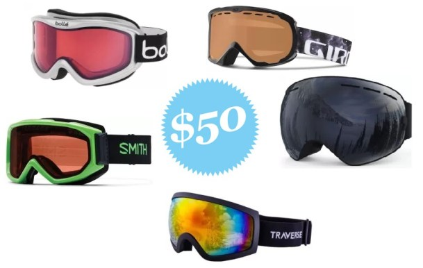 ad5299af8bb1 Here s our review of our top picks of the best snow goggles under 50 dollars