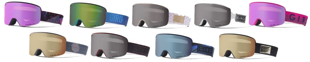 Our review of the Giro Ella snow goggles