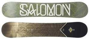 An excellent snowboard for versatile riders