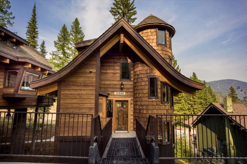 Cedar at Snow Bear Chalets welcomes you!