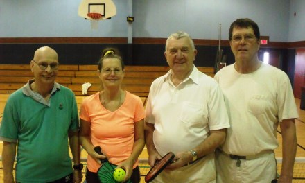 Pickleball Growing Snowbird Game in Destin