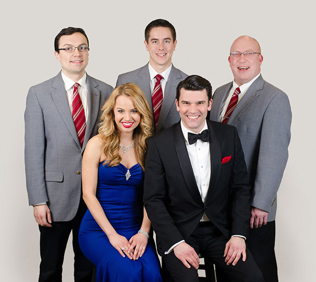 Glenn Miller Orchestra Swings Into the National Naval Aviation Museum