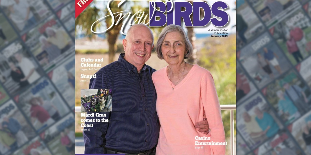 January 2019 Issue available now!