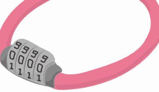 スノーボードの盗難防止にはワイヤーロック! 細いワイヤーより丈夫でコンパクトなワイヤーを選べ!