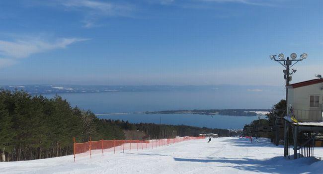 釜臥山スキー場