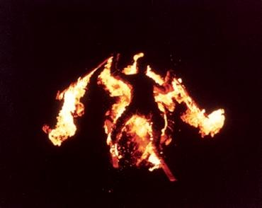"""Proof Troy is one of us.  In 1974 he lit himself on fire and did this stunt for the ski movie:  """"Children the of hildren"""