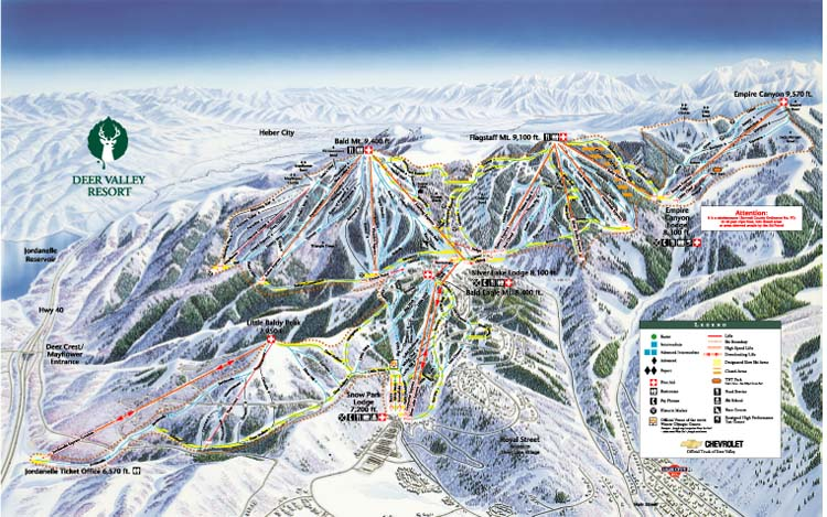 Real desire was to pursue their own ideas for a ski resort. Deer Valley Ut Will Purchase Solitude Ut Snowbrains
