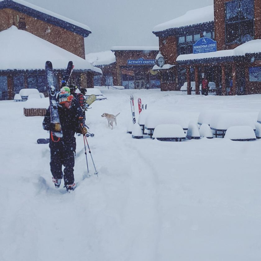 Grand Targhee, WY on October 5th, 2016. photo: bryan gill