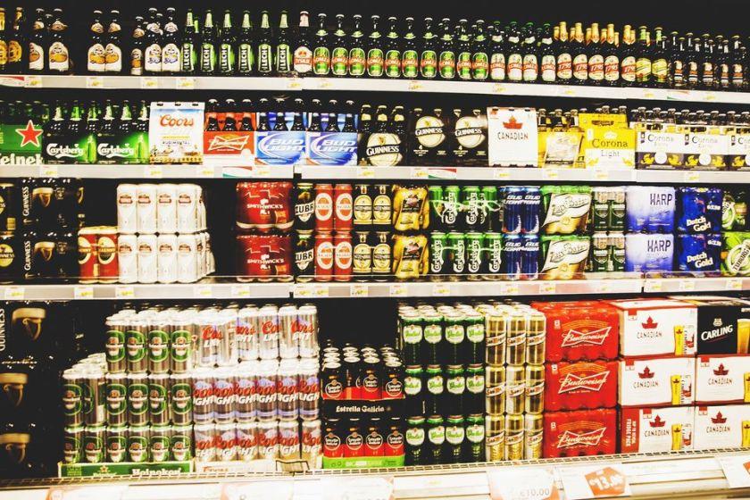 Utah, beer, liquor