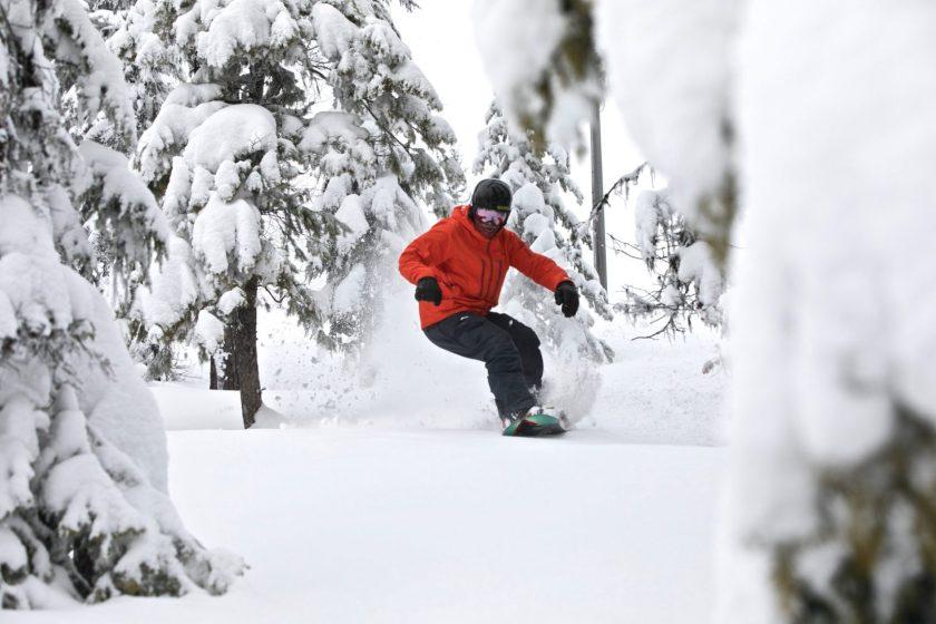 silver mountain, idaho, free skiing