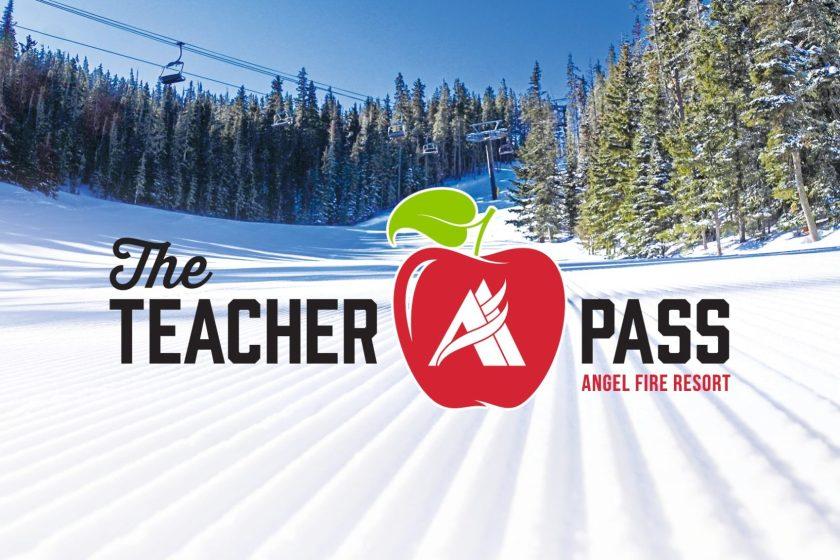 angel fire, New Mexico, teacher pass