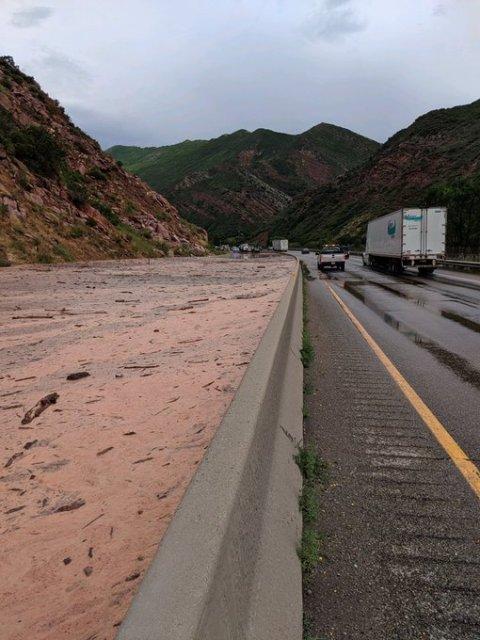 mudslides, landslide, rockslide, colorado, i70