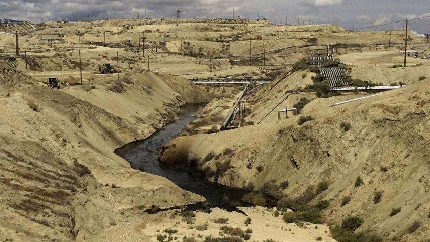 california, chevron, oil spill