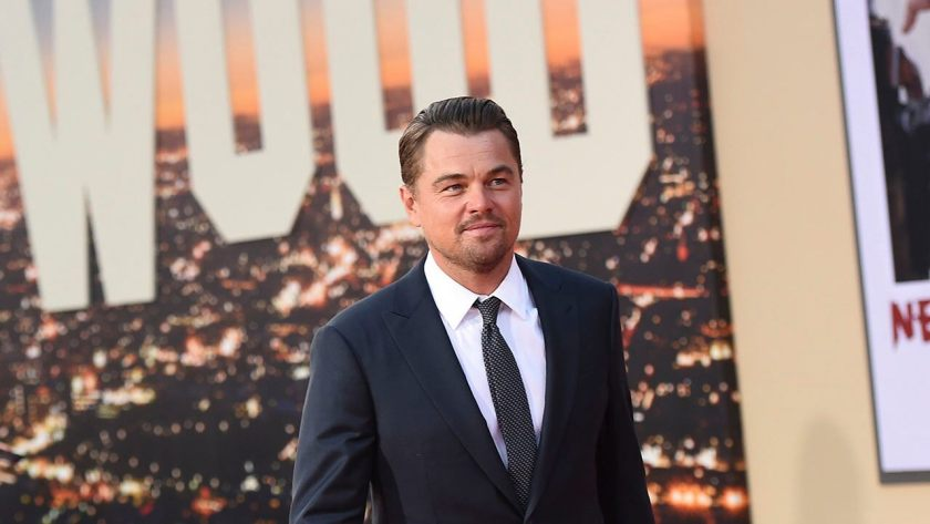 Leonardo Dicaprio made a statement about the Amazon fires earlier this week.