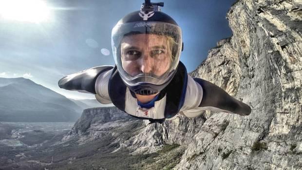 NASA, scientist, professor, wingsuit, BASE jump, died, accident,
