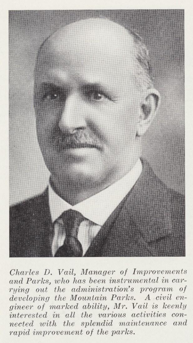 Charlie Davis Vail