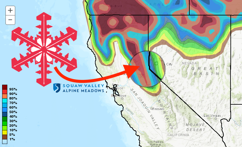 forecast, news, california, tahoe