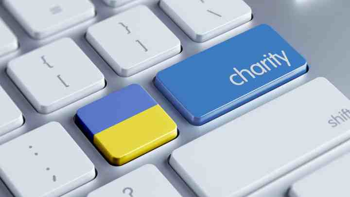 Recommended good causes - Ukraine 1