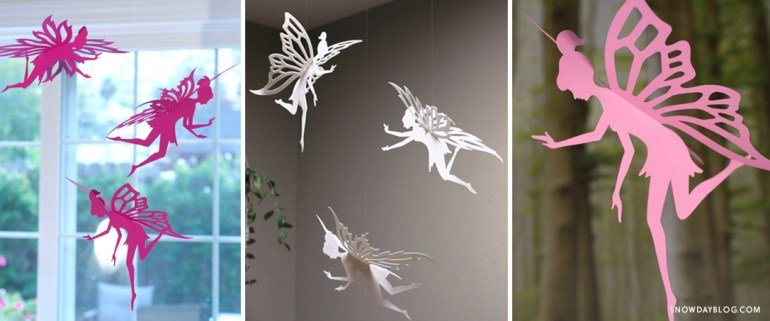Fairies 3 Panel