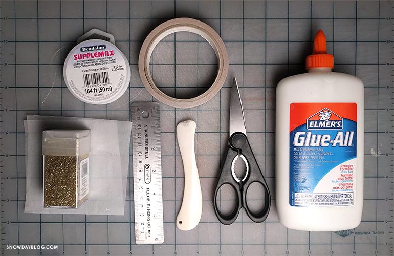 DIY Unicorn Materials