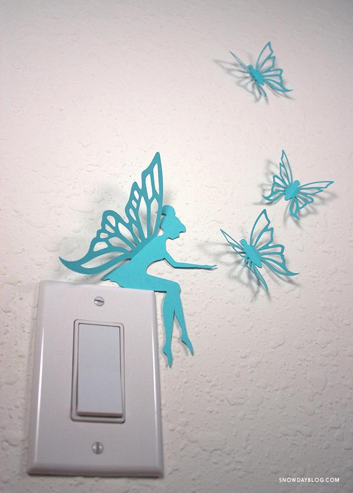 Fairy&Butterfly AquaBlog
