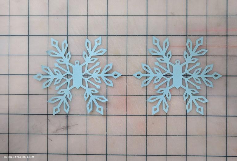 Cut Snowflakes