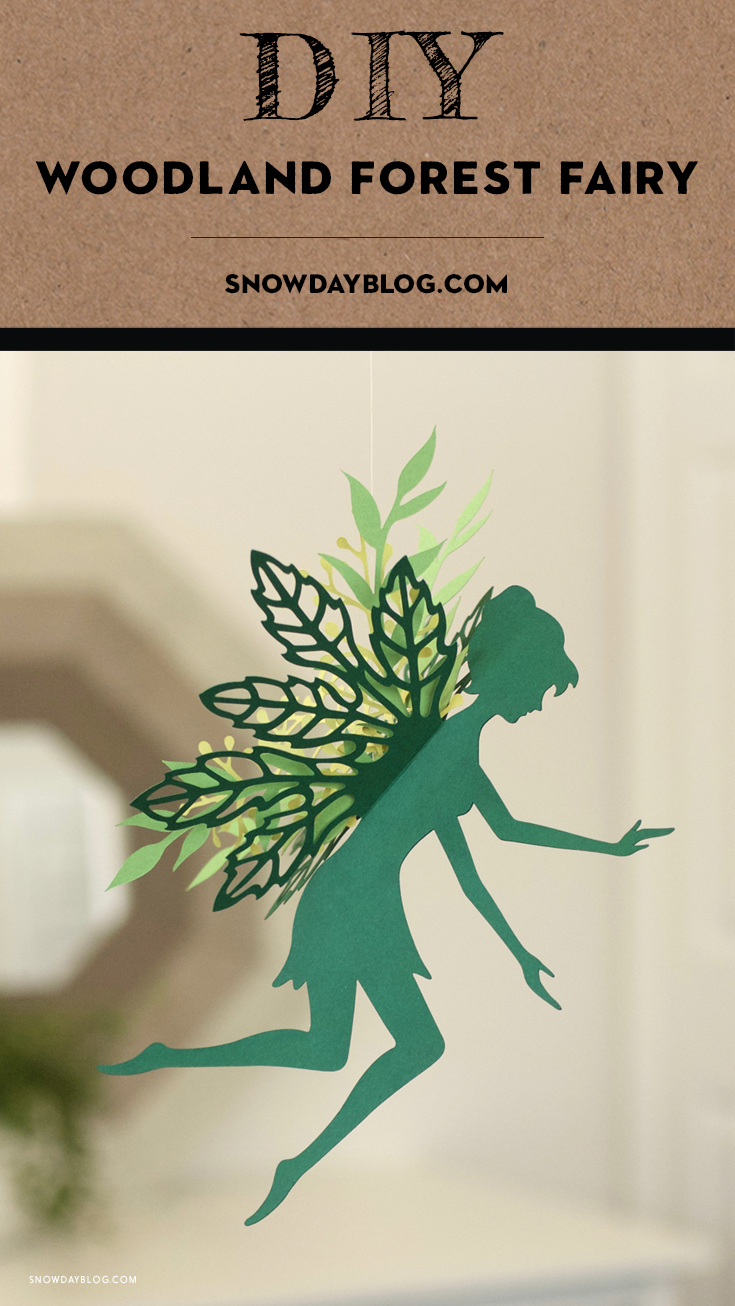 Leaf Fairy Pinterest Forest Green 2