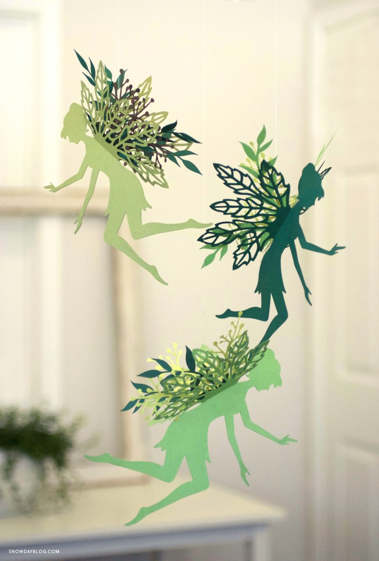 DIY Woodland Forest Fairy
