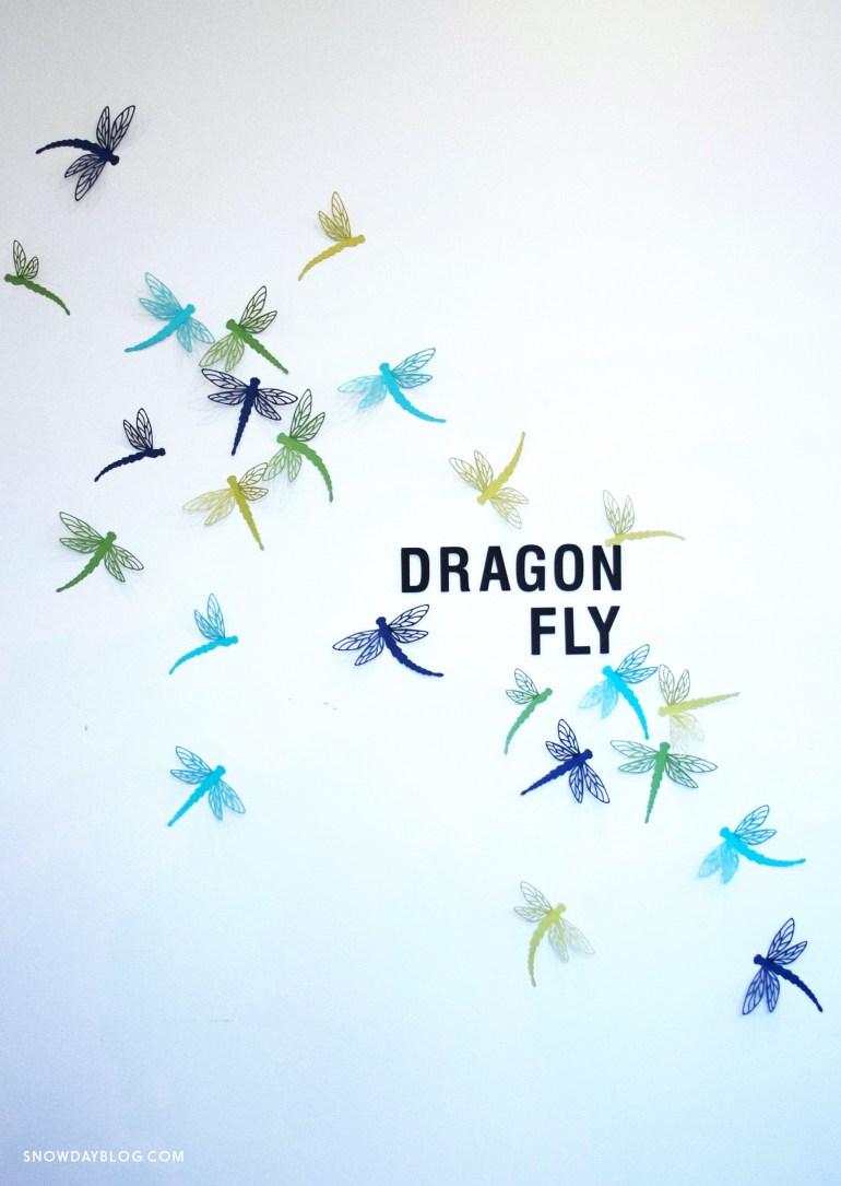 Dragonfly BluesGreens 1