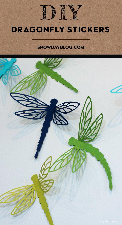 Dragonfly Pinterest BlueGreens
