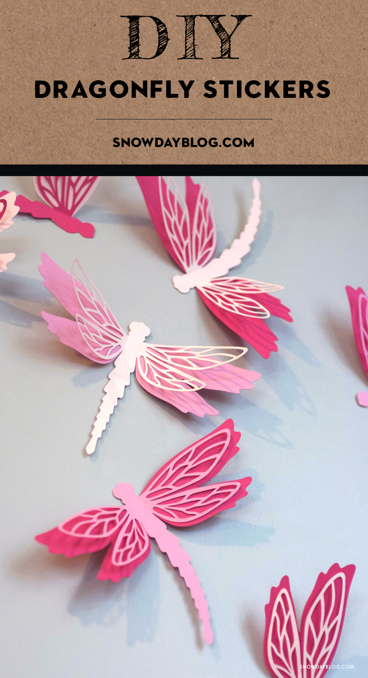 Dragonfly Pinterest Pinks