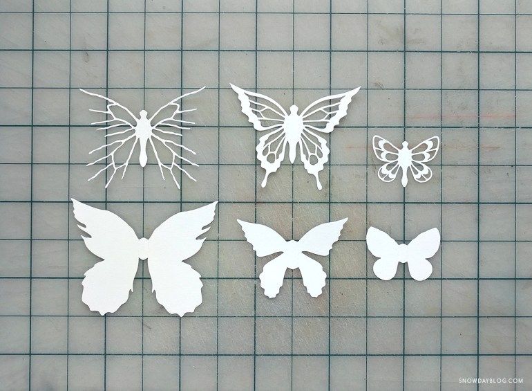 Prairies Butterflies Cut