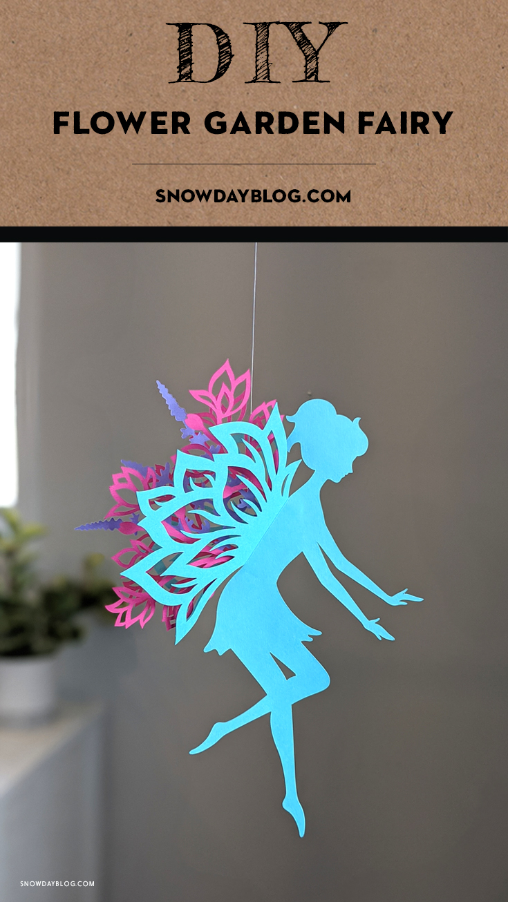 Flower Fairy Pinterest AquaMagenta