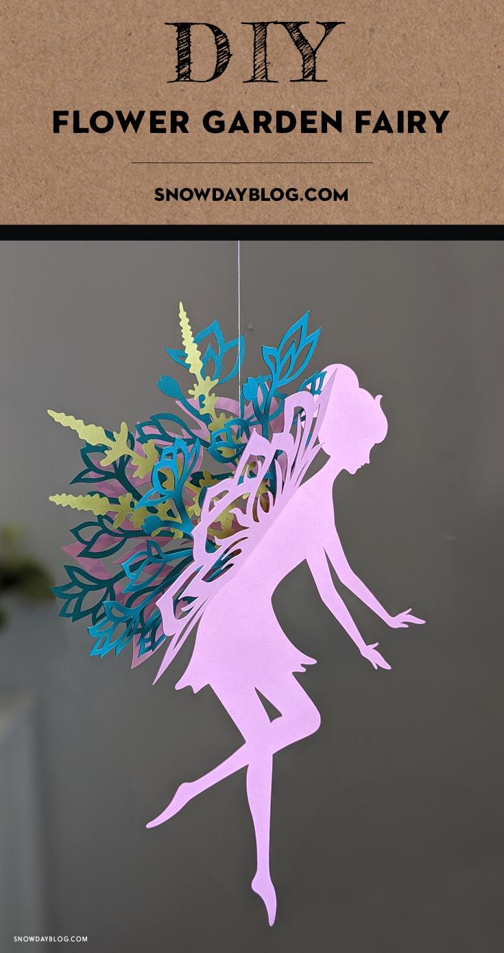 Flower Fairy Pinterest CottonTeal