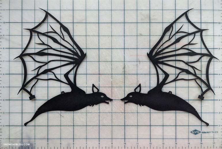 Bat SVG